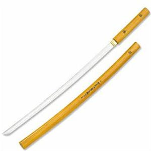 Shirasaya Samurai Sword *CLOSEOUT*